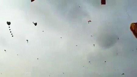 VID: Boy Hurt After Being Dragged into Air Behind Kite Dies in Hospital